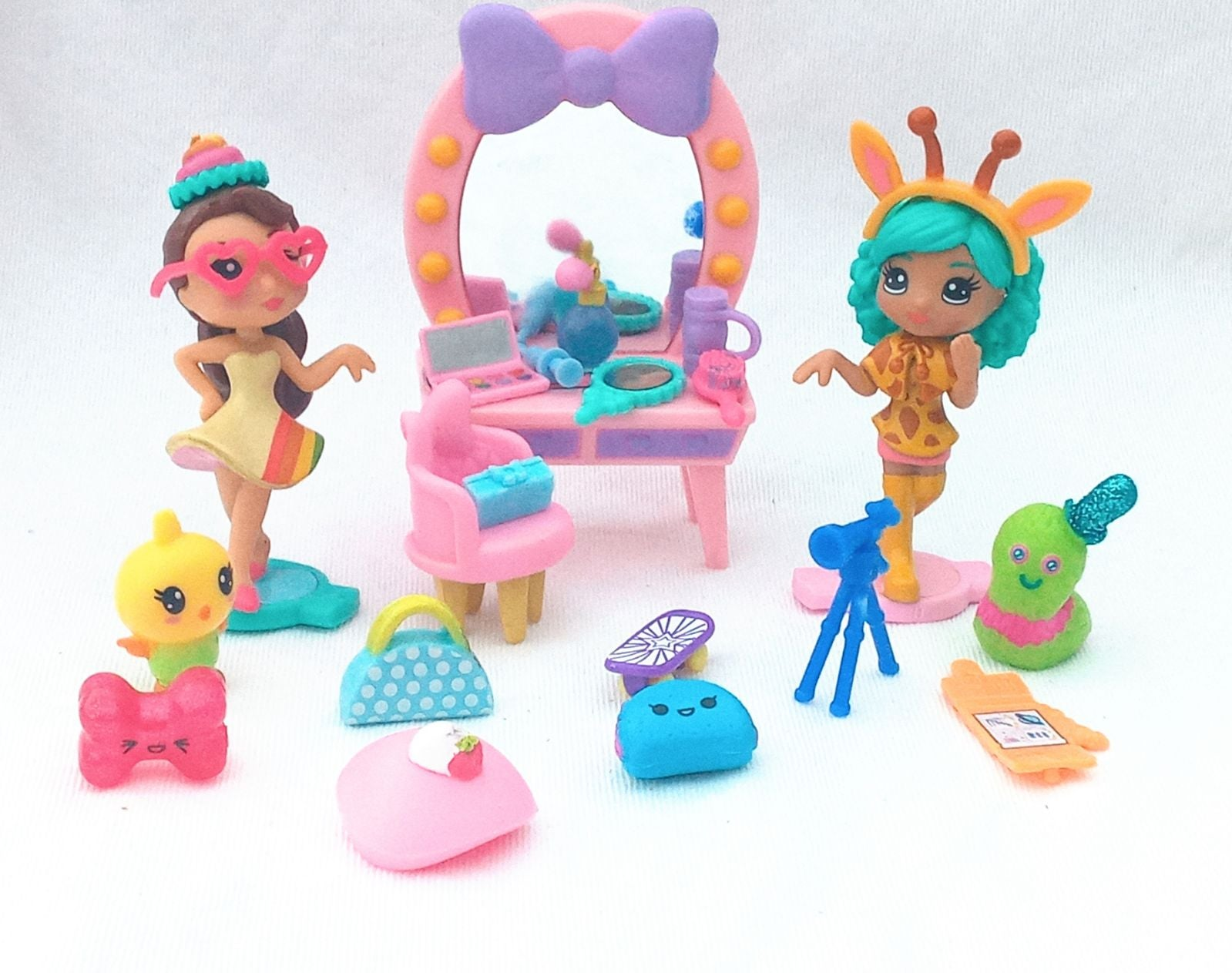 Enchantimal Micro Mini Petal Doll Set