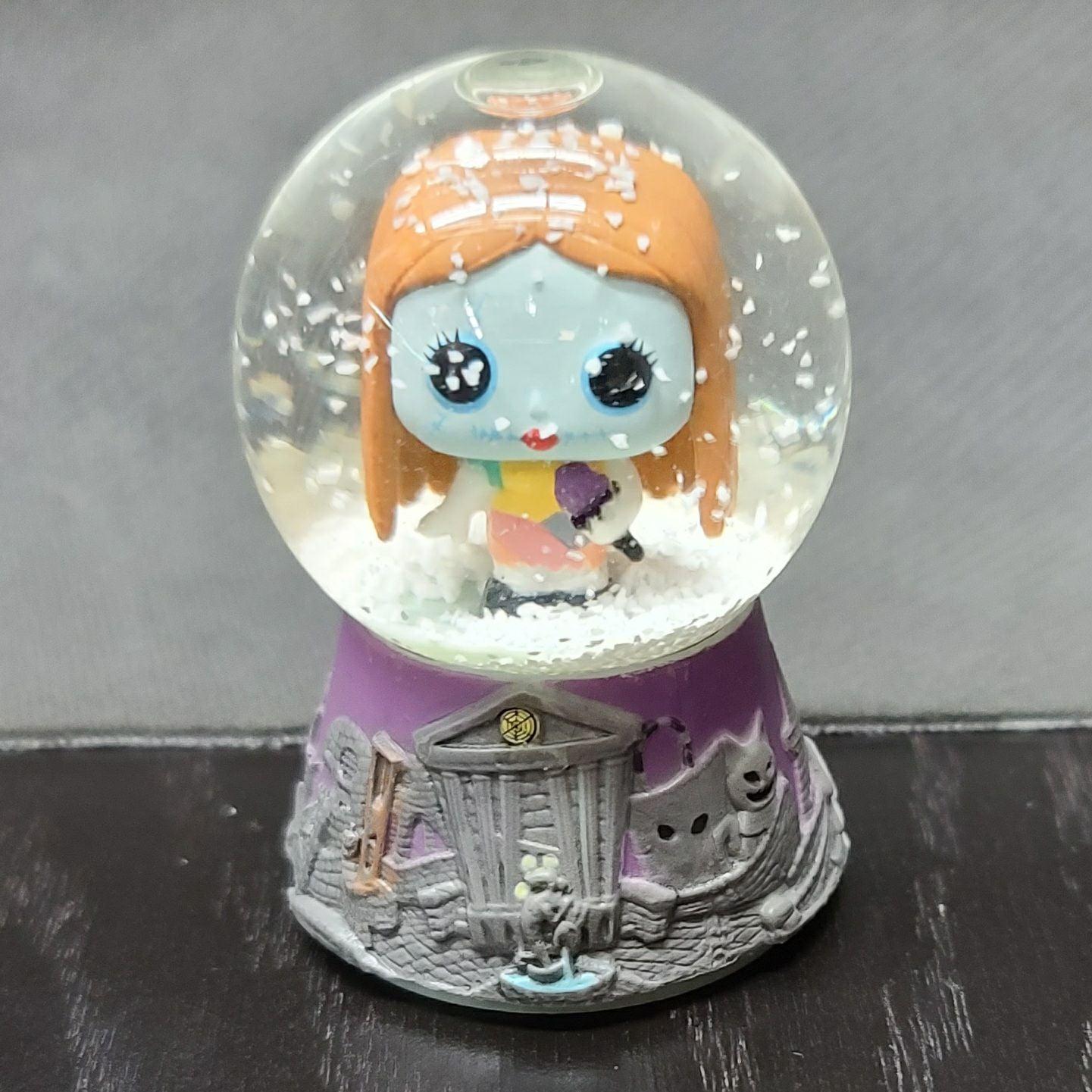 Pop Mini Snowglobe NBC Sally
