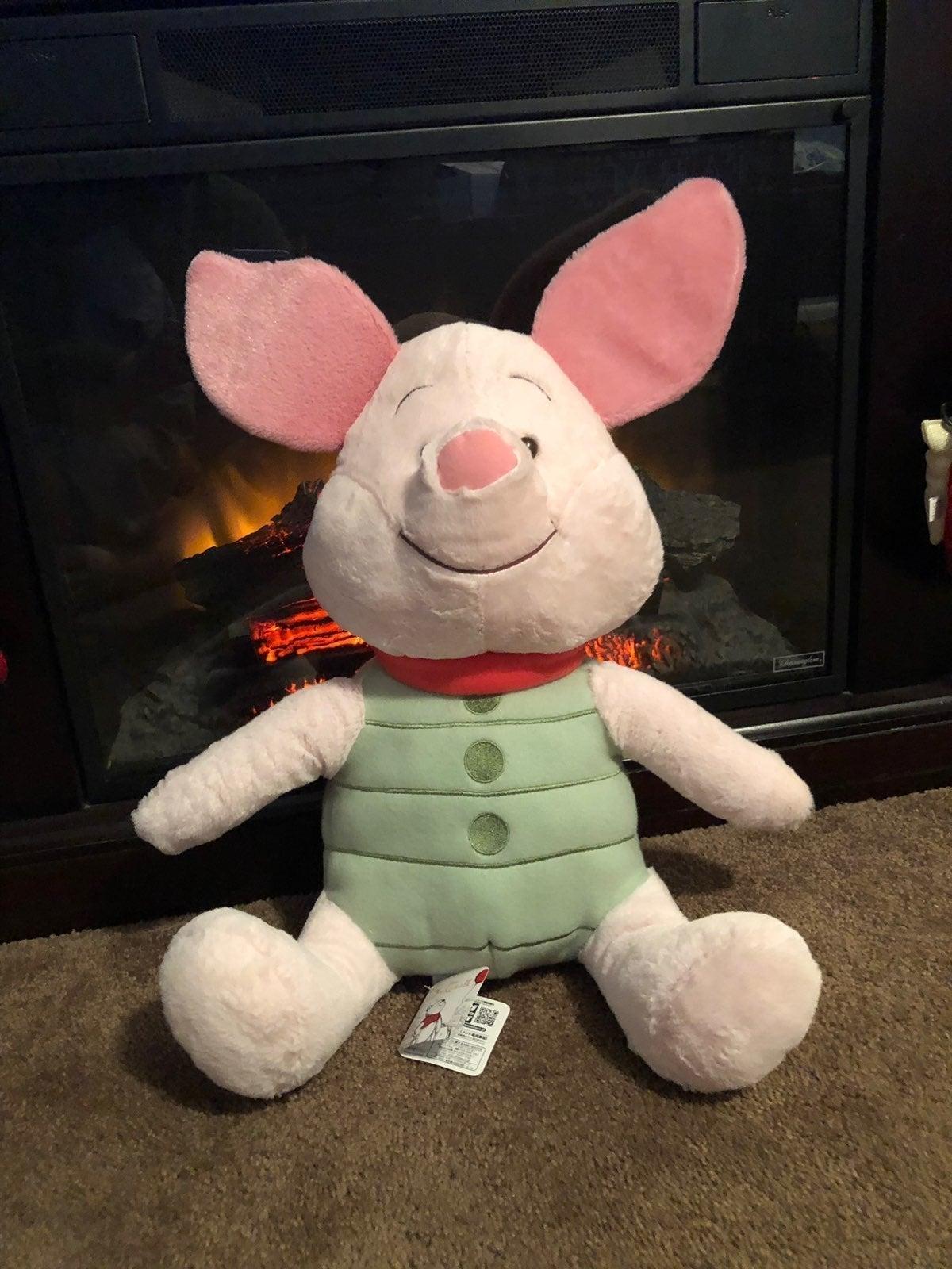 Piglet Plush!