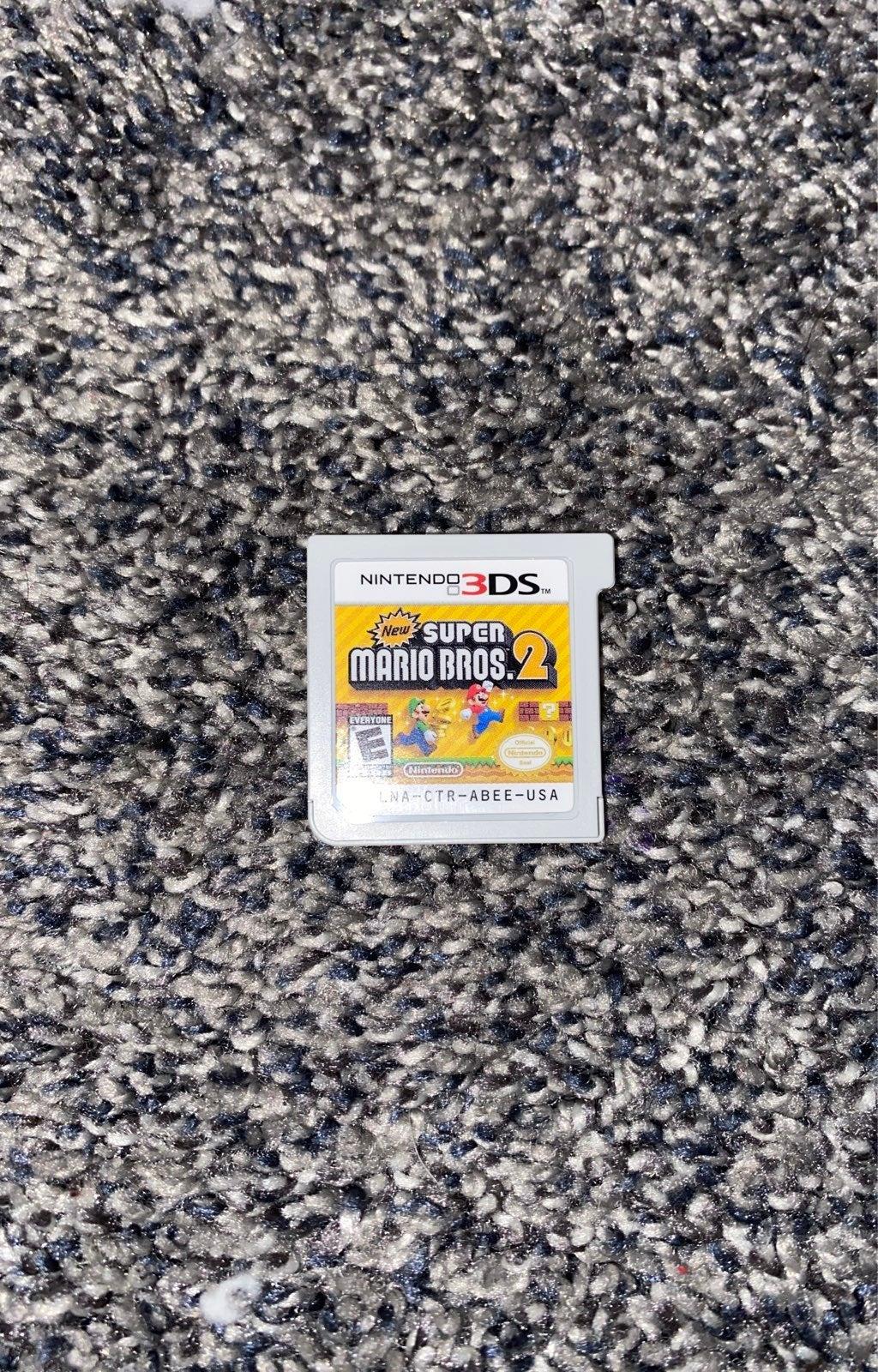 Super Mario Bros. 2 Nintendo 3DS