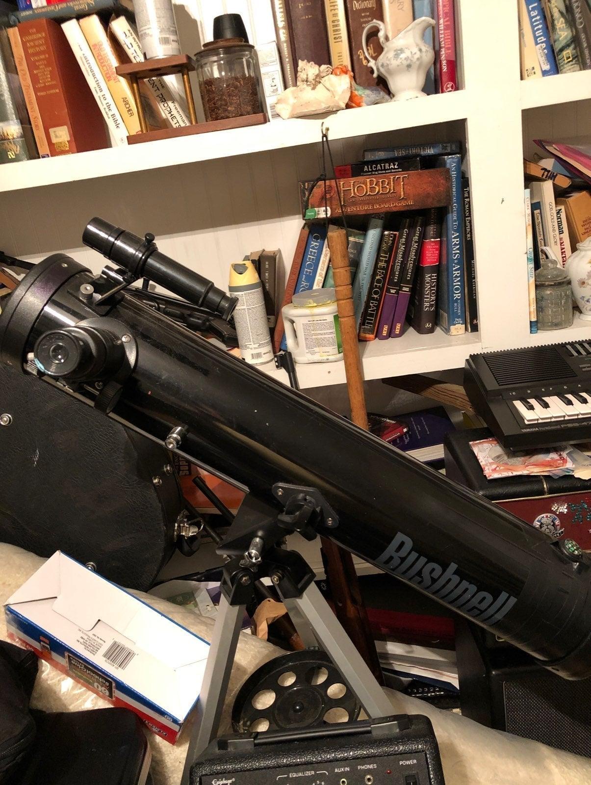 Bushnell 78870078W telescope D76mm F700m