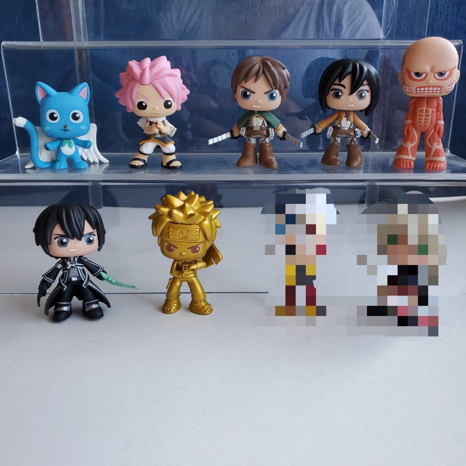 Funko Mystery Mini Best of Anime bundle