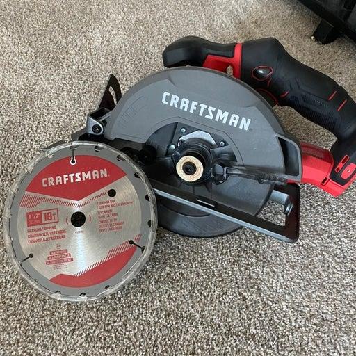 Craftsman 120V Circular Saw