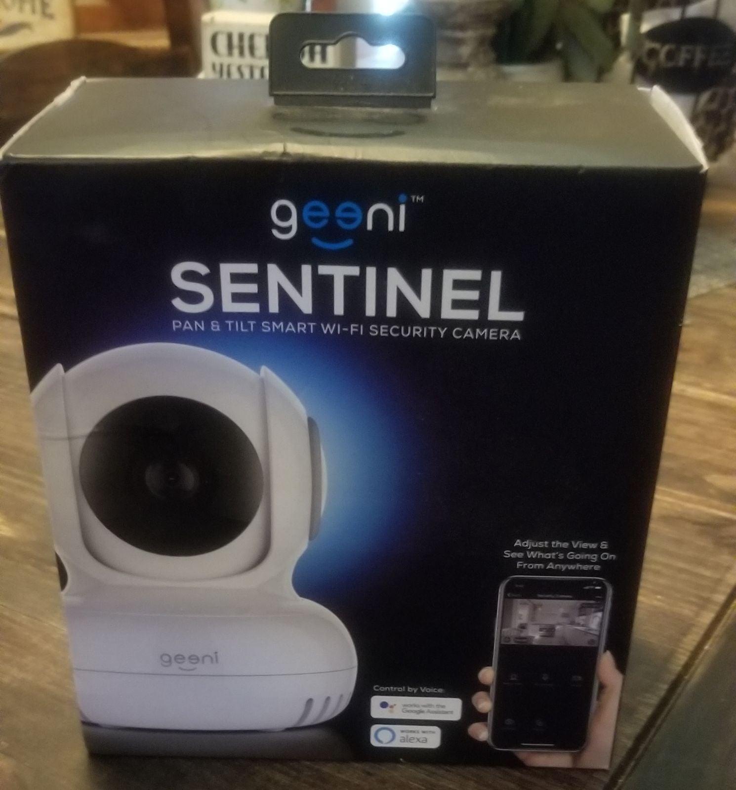Geeni Wifi Security Camera