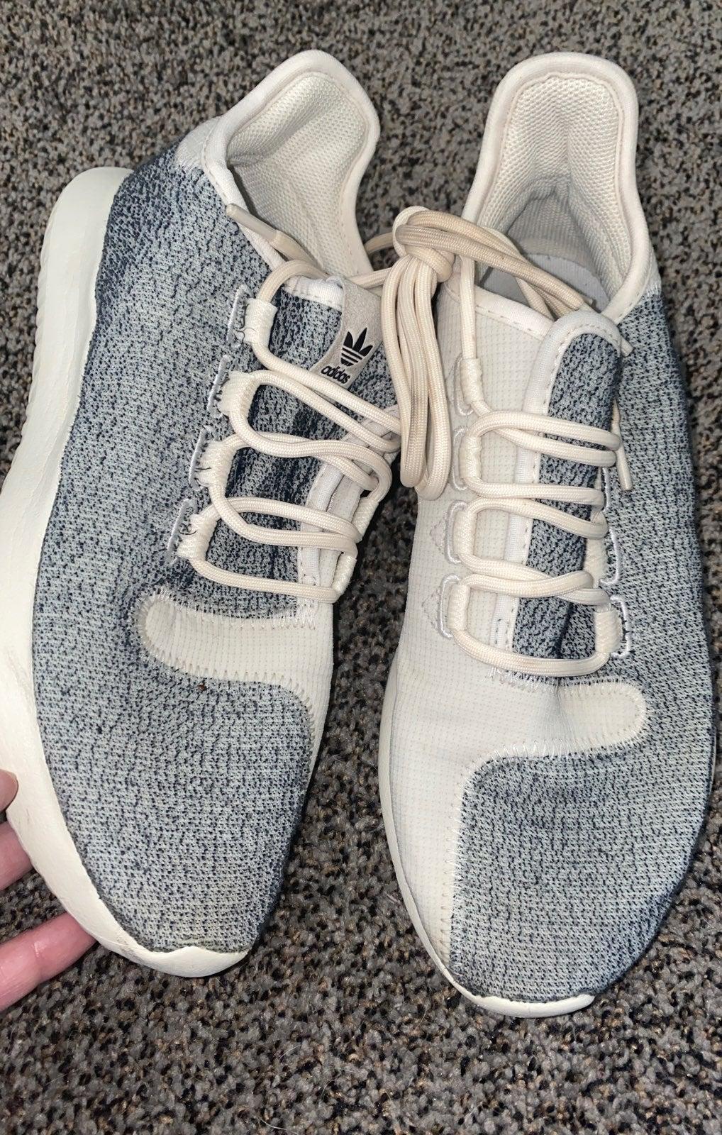 Adidas tubular tennis shoes mens size 7