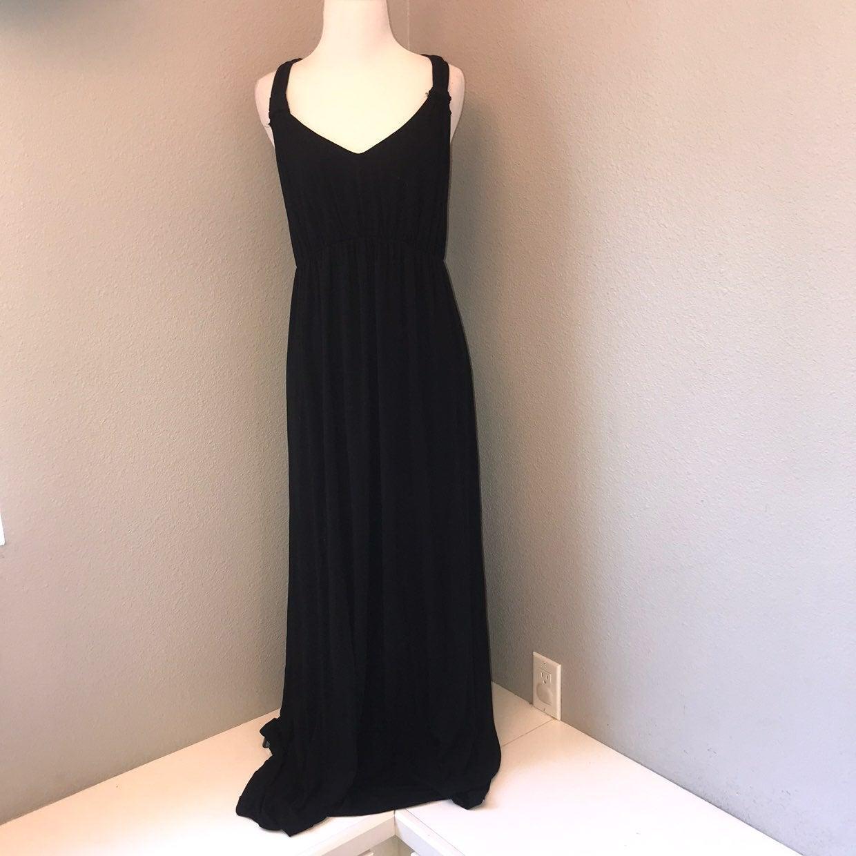 Liz Lange Maternity Long Dress