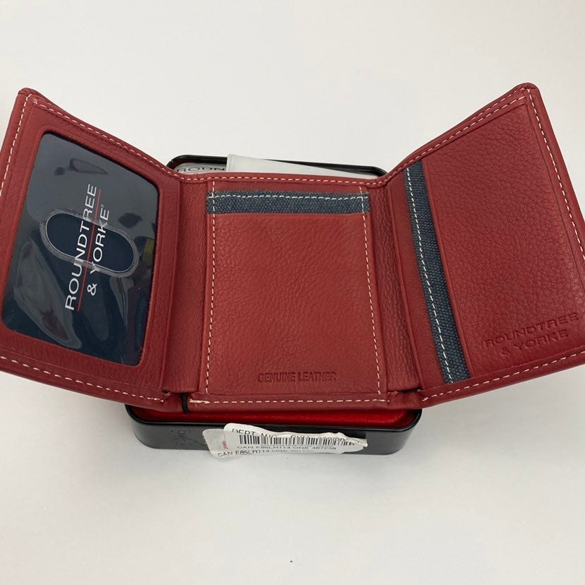 Roundtree & Yorke Trifold Wallet
