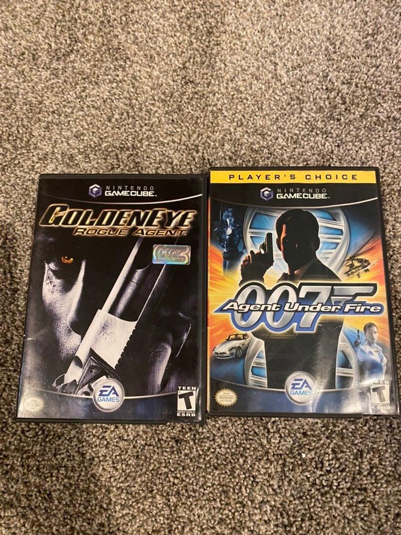 Goldeneye 007 Gamecube Bundle