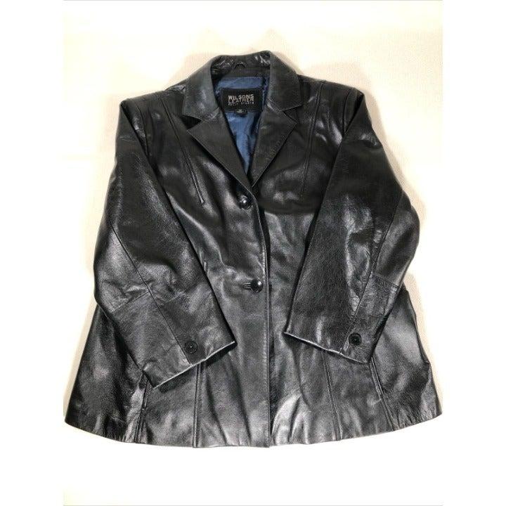 Wilsons Leather Pelle Studio Womens 1X B