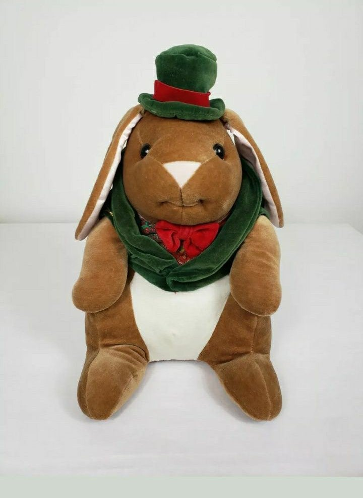 """Toys R Us Velveteen Rabbit 14"""" Plush 198"""