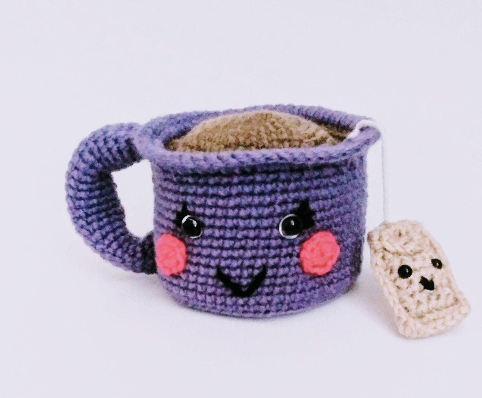 Tea Cup Amigurumi