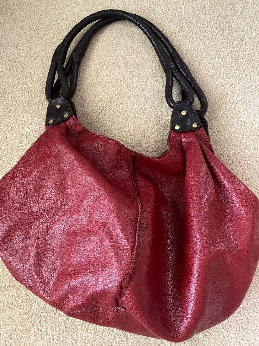 Anthropologie hobo shoulder bag by NEST