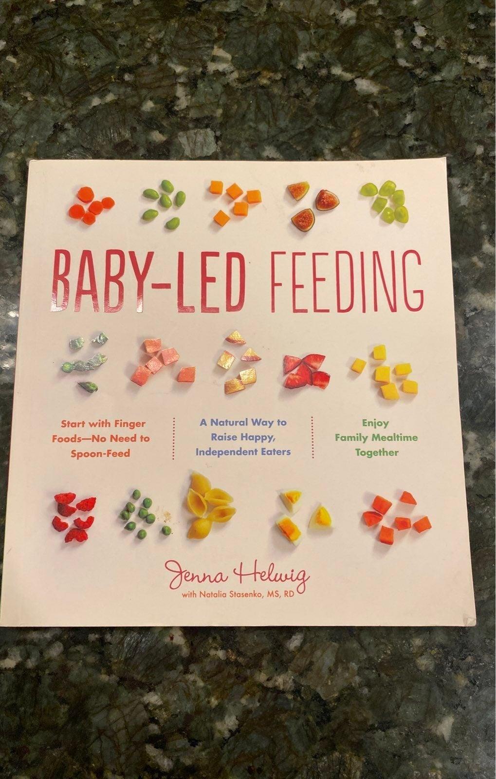 Baby-Led Feeding Book