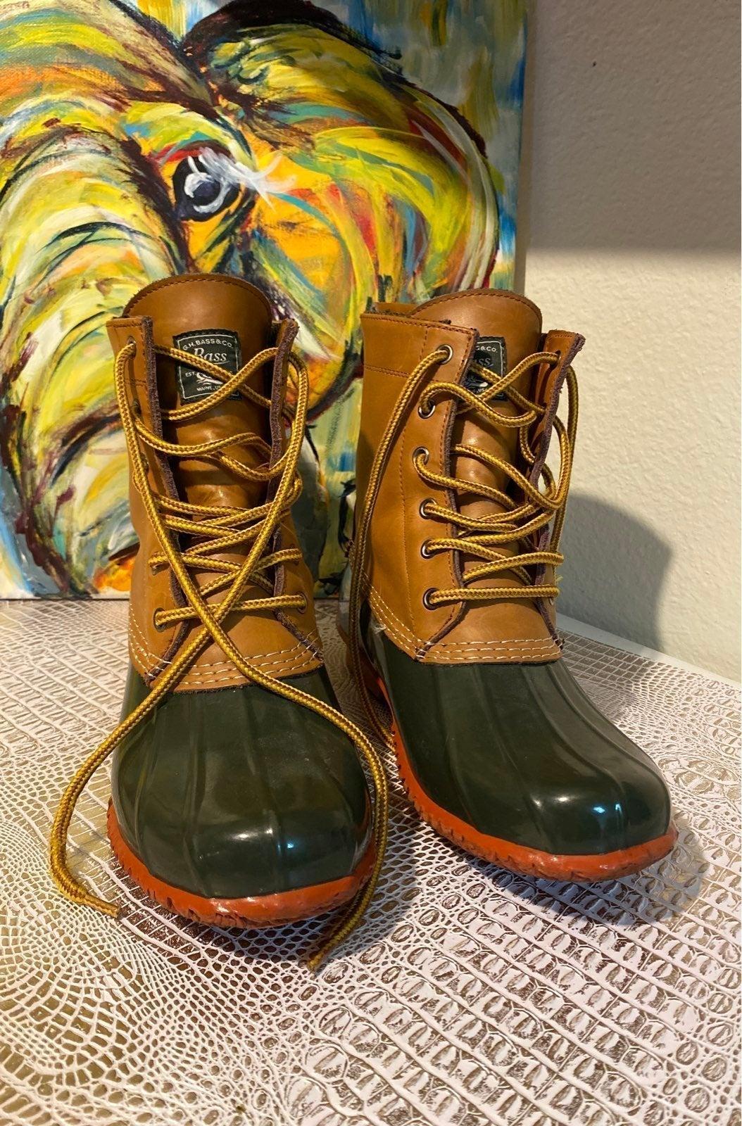 G.H. Bass&Co duck boot