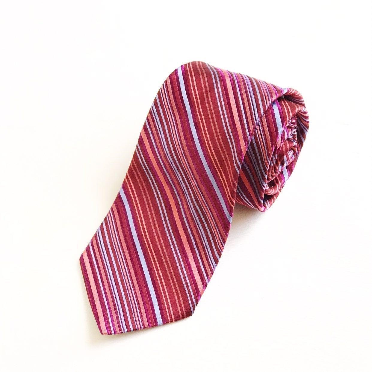 Ted Baker London Men's Silk Stripe Tie