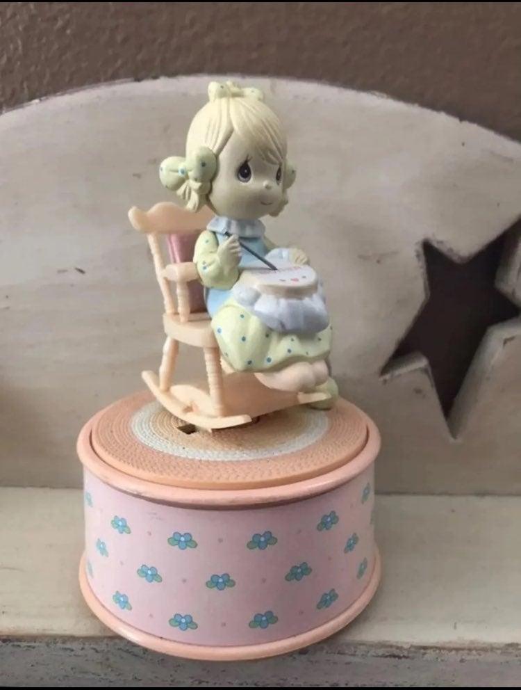 PM - Mother Sew Dear Musical Box