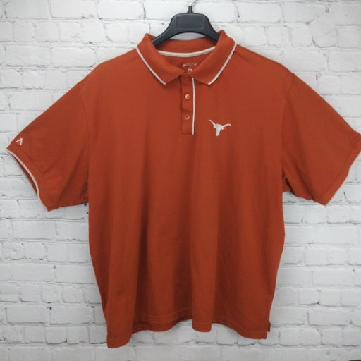 Texas Longhorns UT Men's XXL Polo Shirt