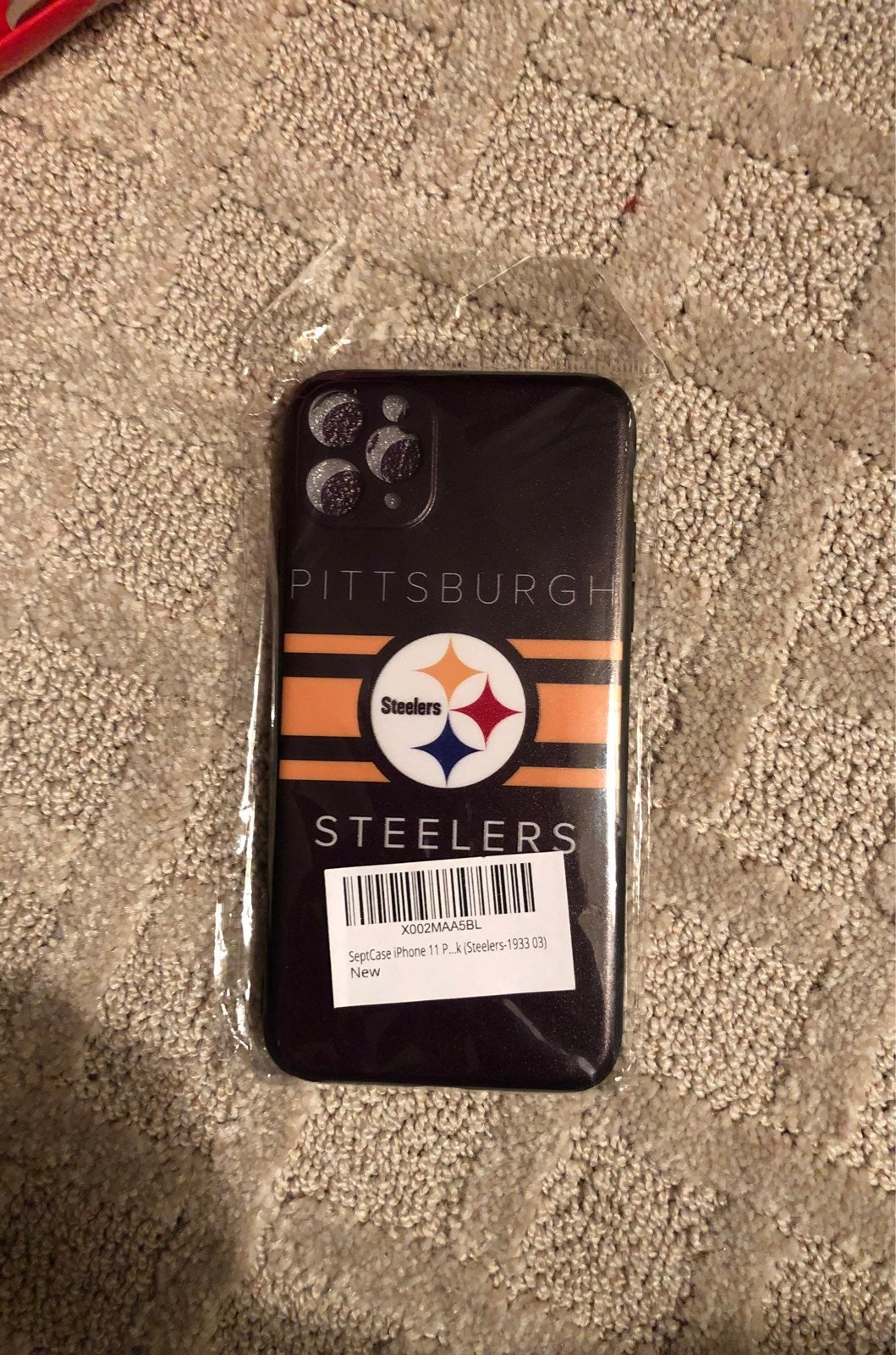 pittsburg steelers iphone 11 pro max cas