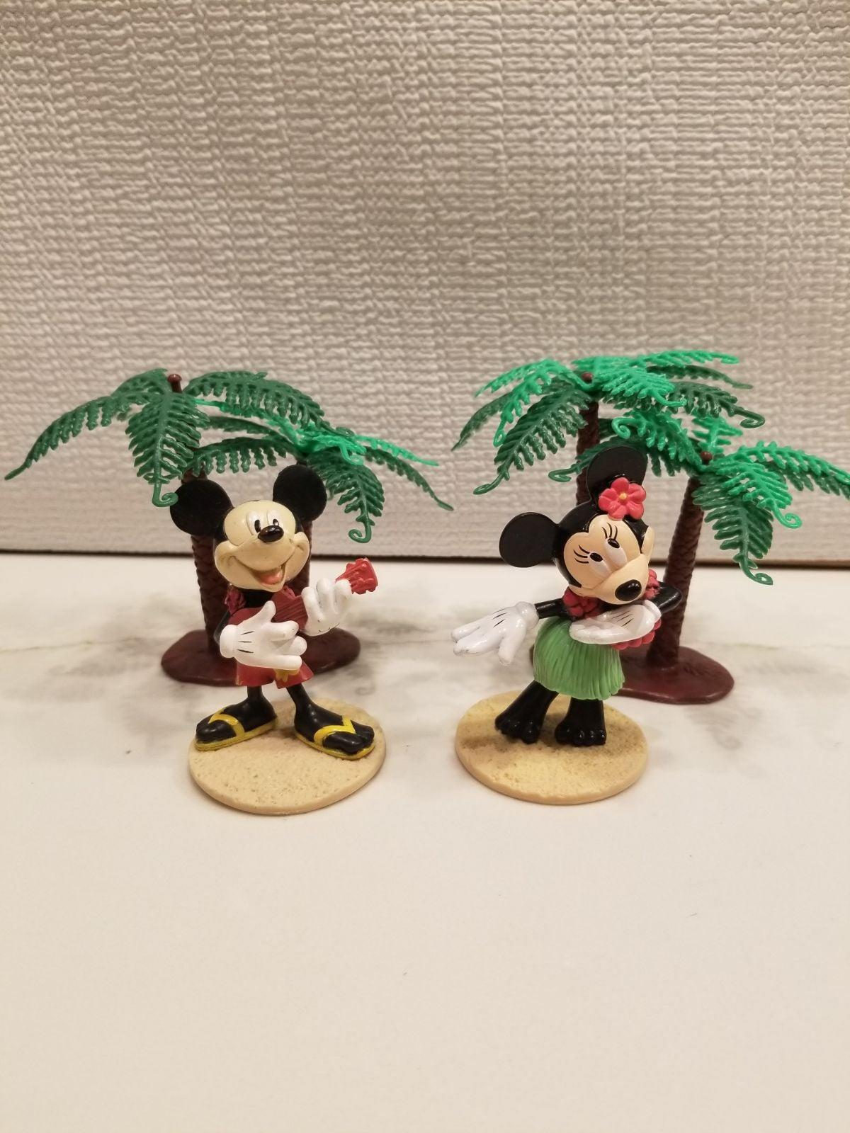 Disney Mickey and Minnie Hawai