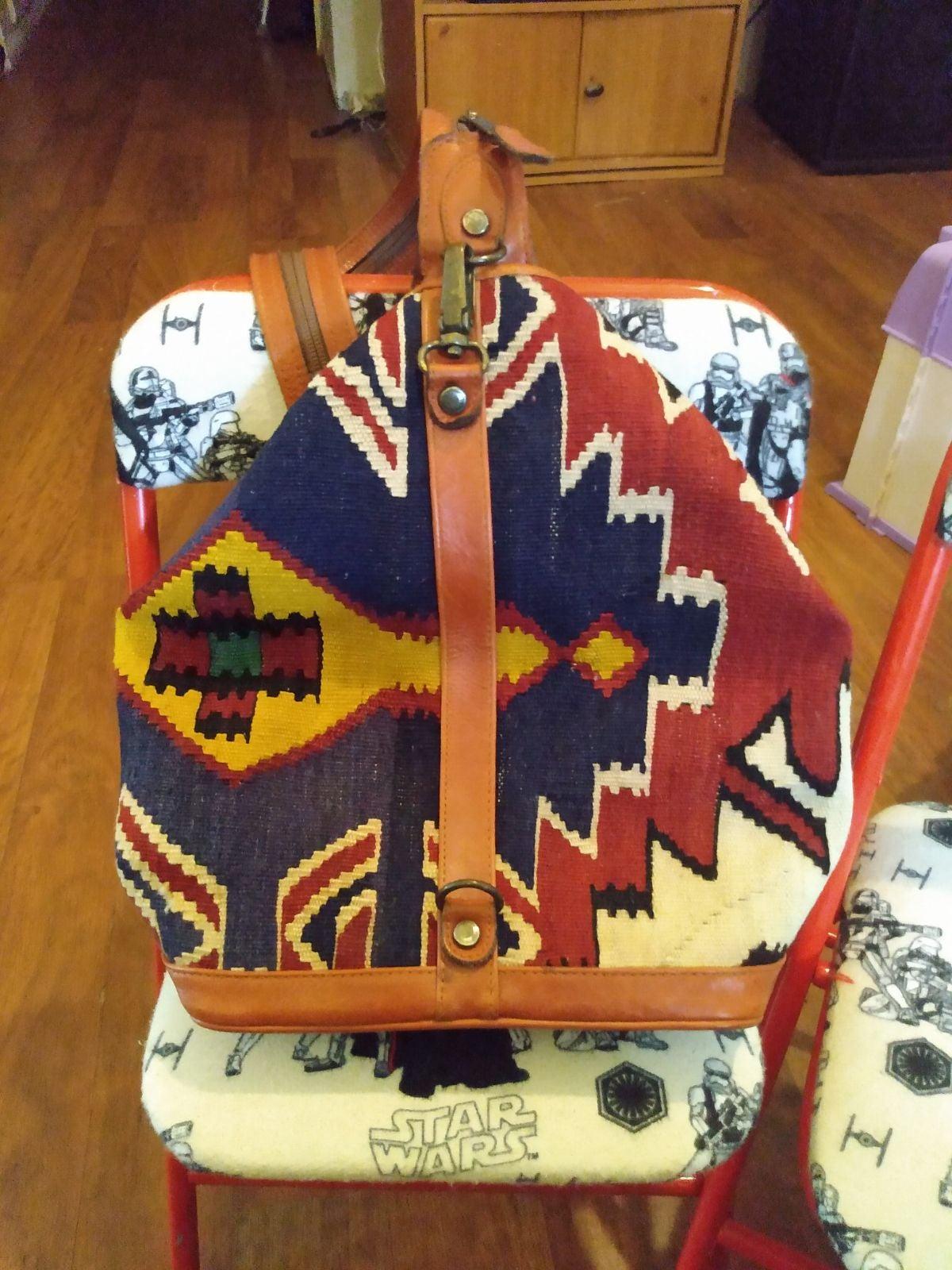 Yun Art 70's Backpack Bag