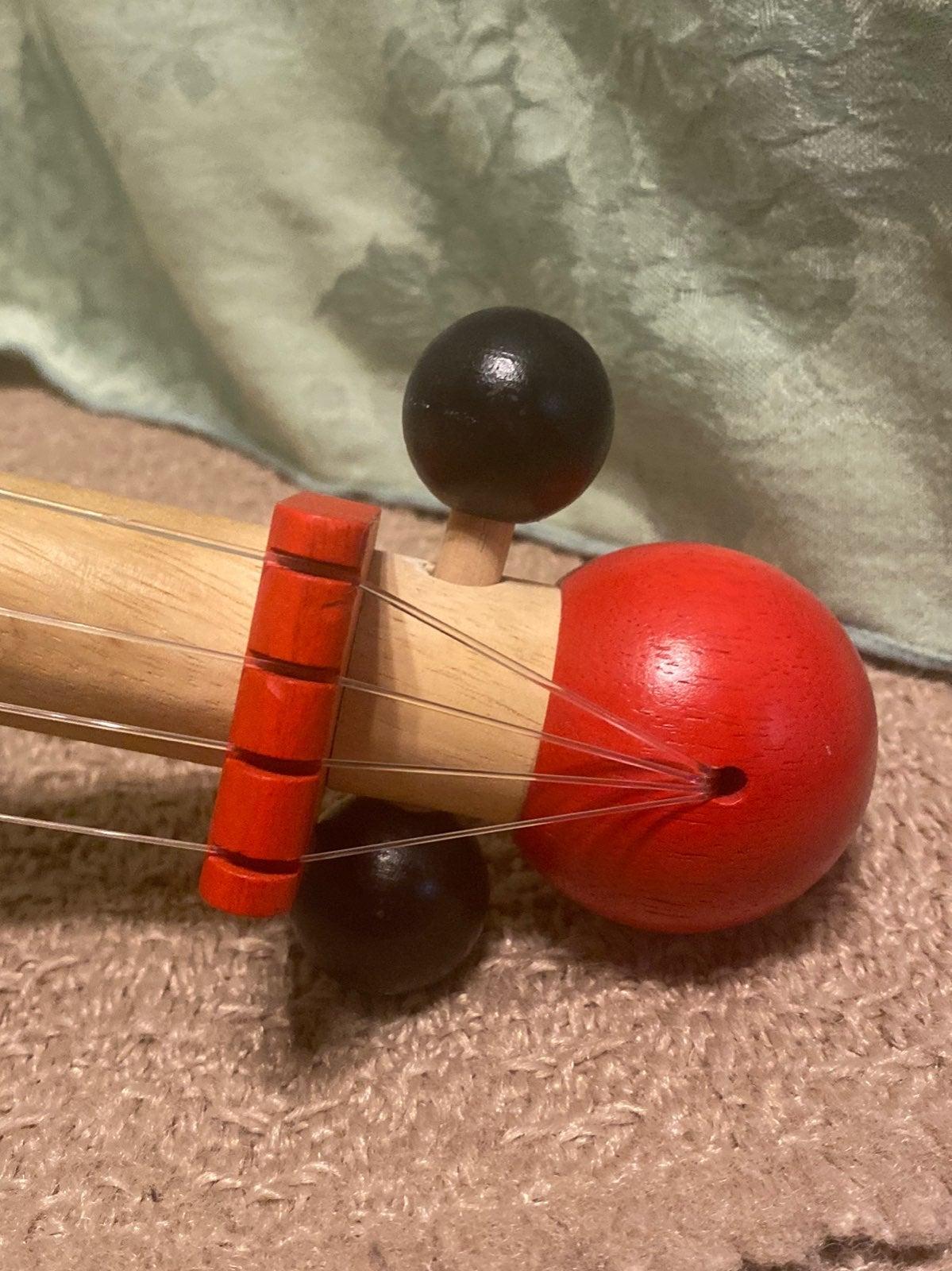 """Plan Toys Banjo  12"""" in length. Inspire"""