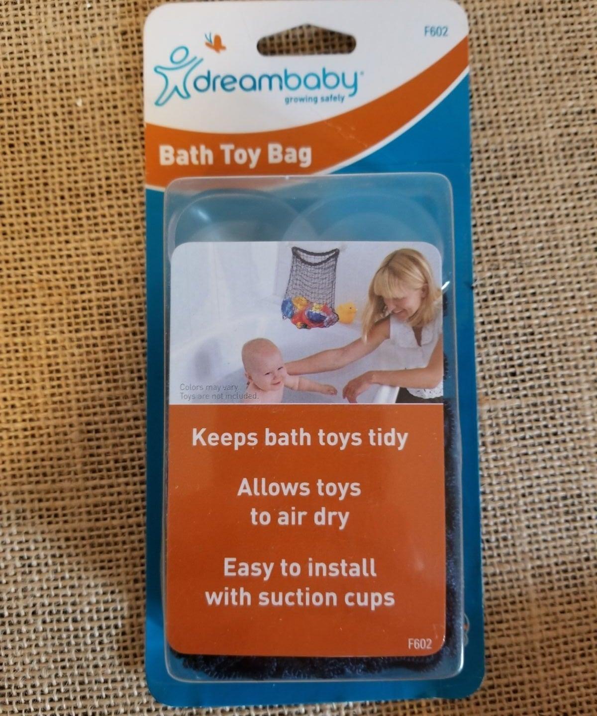 Baby bath toy bag