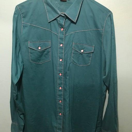 Womens western shirt