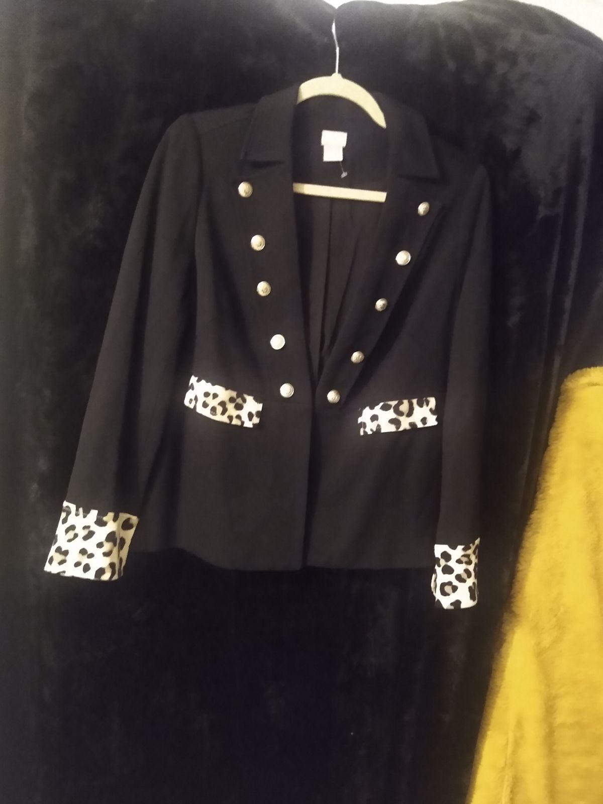 Chico's blazer