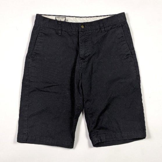 Volcom Vmonty Chino Size 29 Black Shorts
