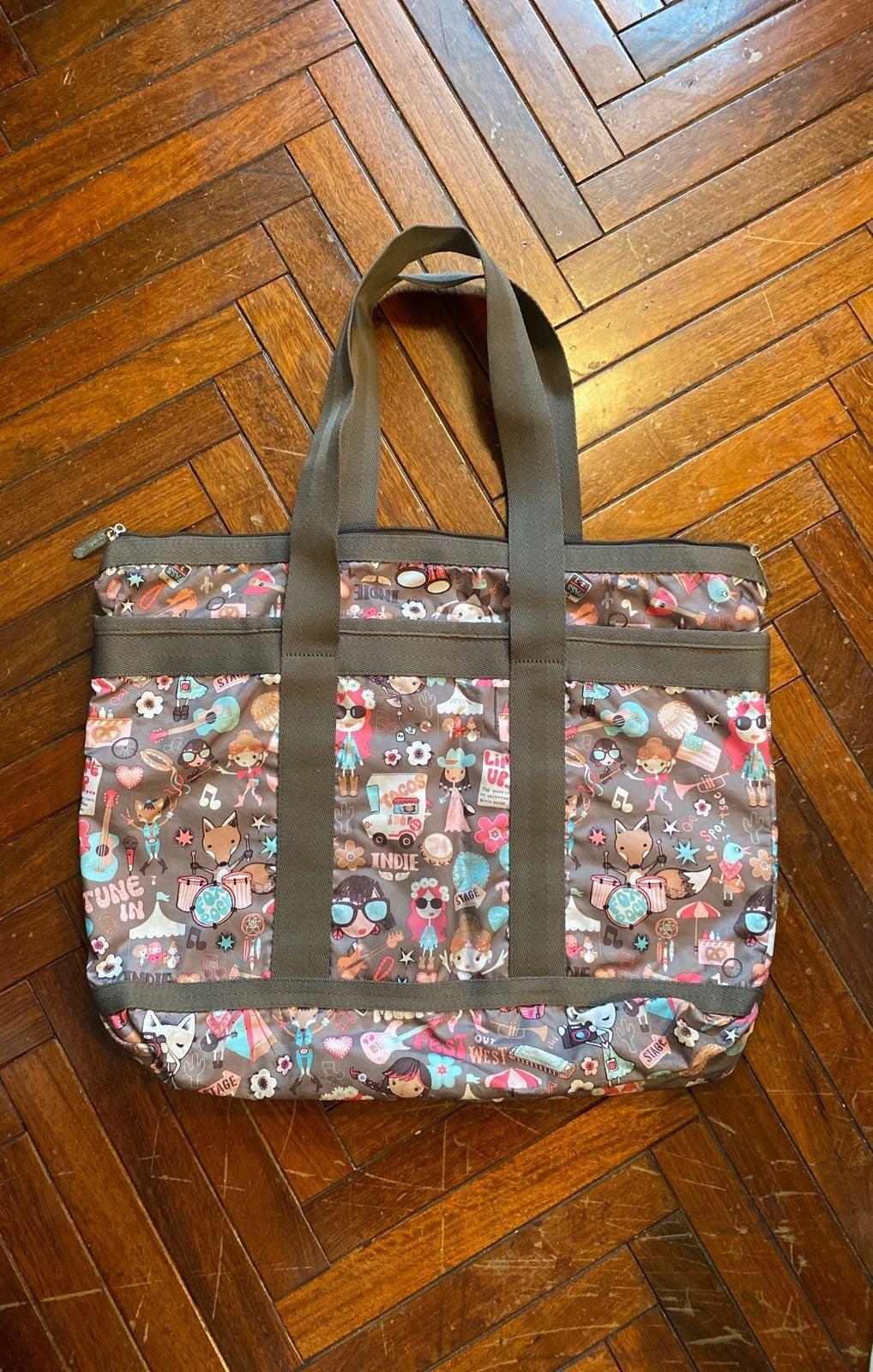 Adorable LeSportsac Tote Bag!