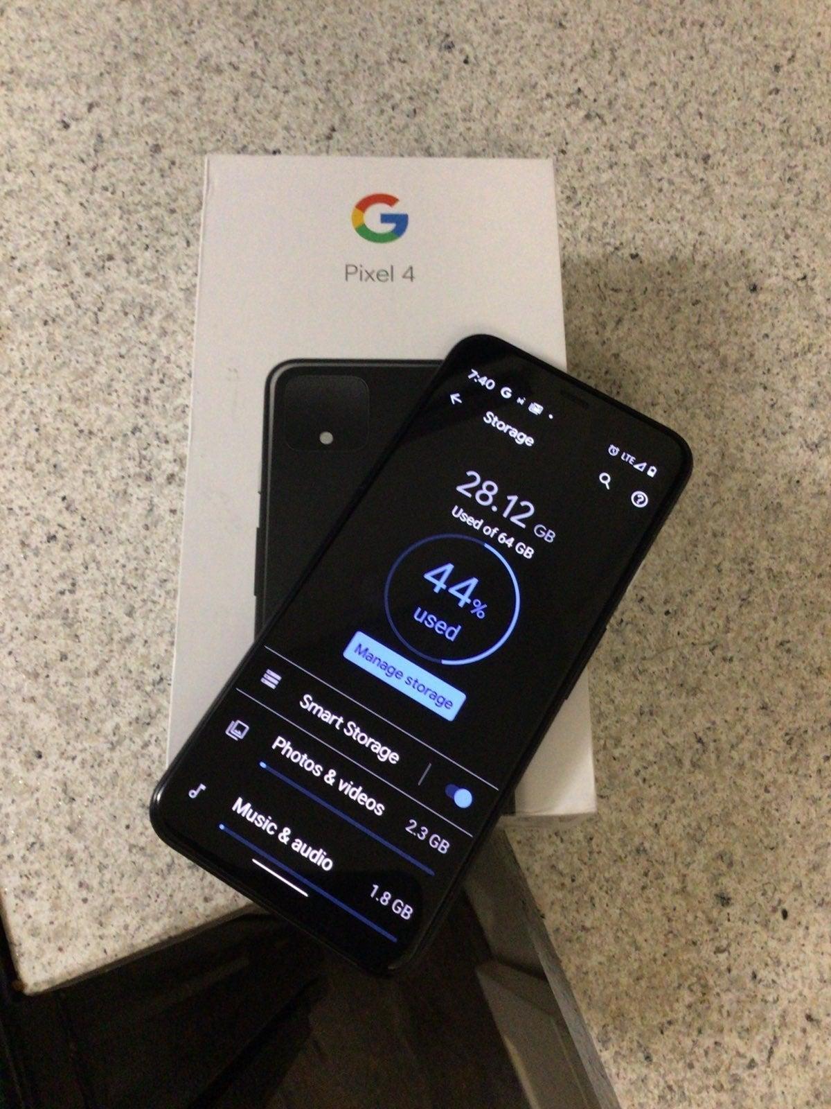 Google Pixel 4 Unlocked