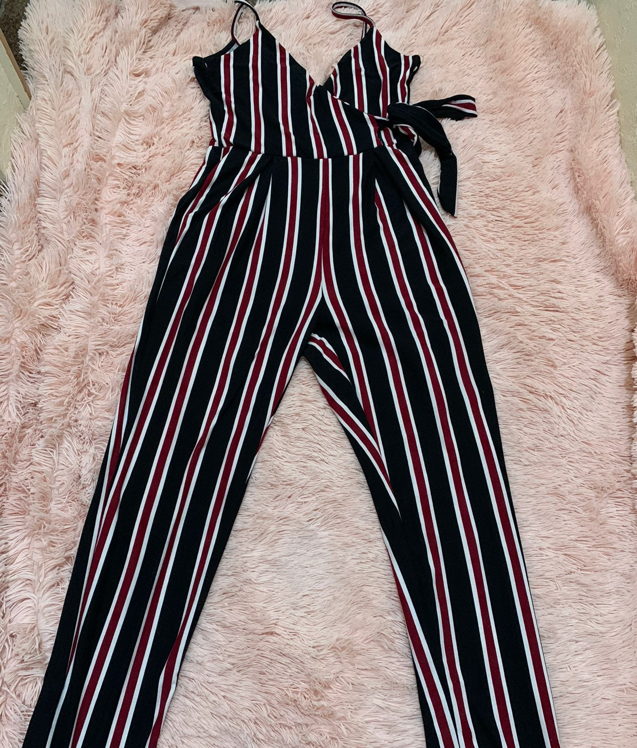 ootdfash one piece jumpsuit