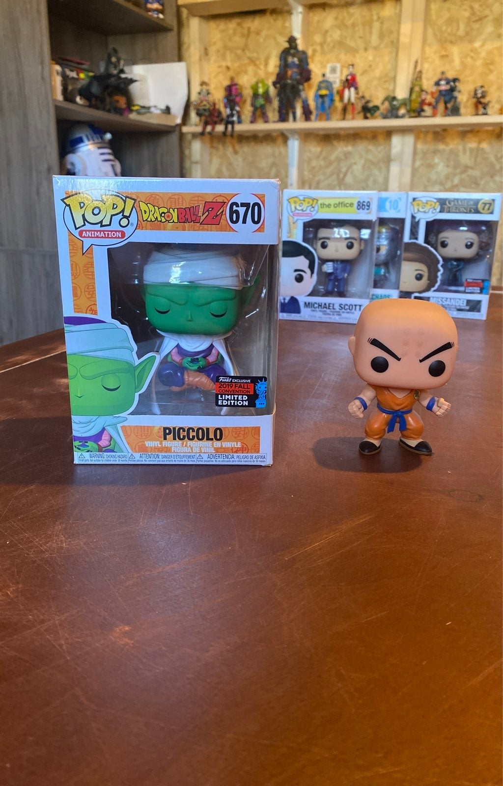 Dragonball Z Pop Lot