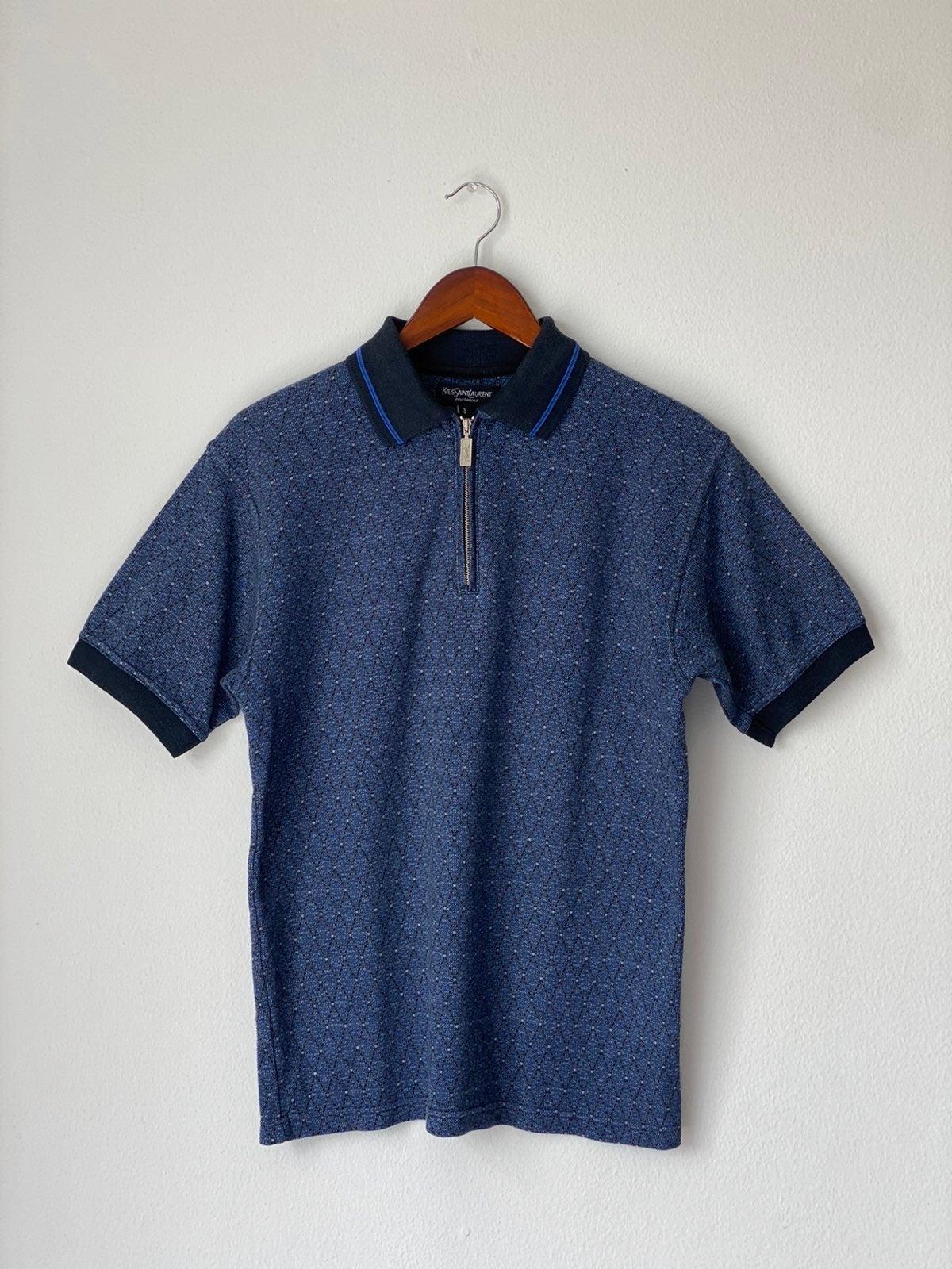 Vintage Yves Saint Laurent Polo Shirt