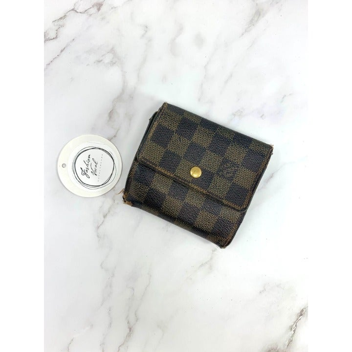 Louis Vuitton Damier Compact Wallet