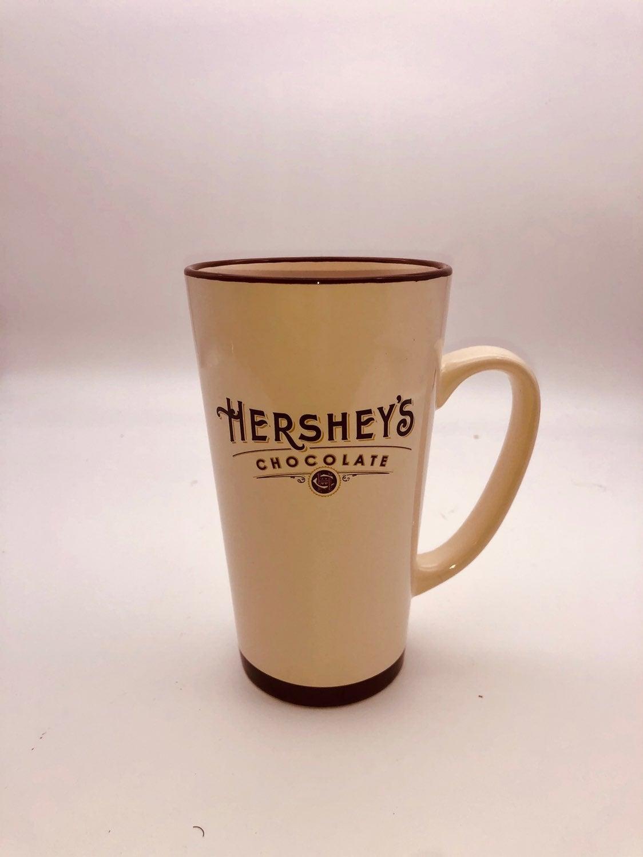 """Hershey's Chocolate Mug Galerie 6"""" NEW"""