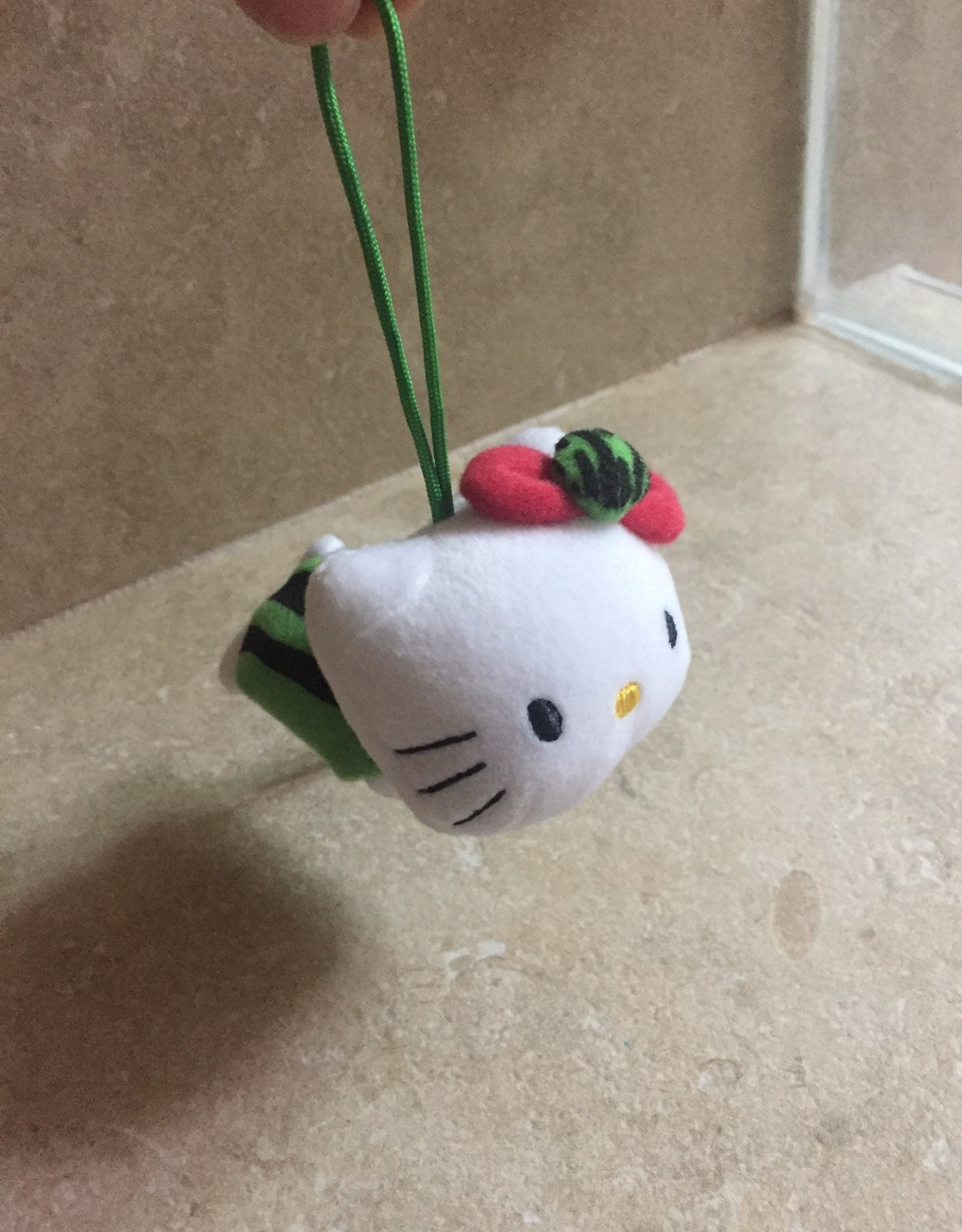 Hello Kitty McDonalds Toy from 2009