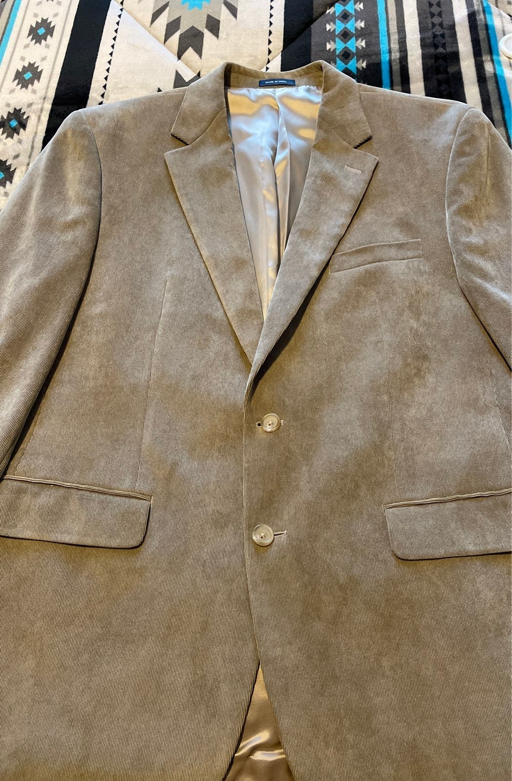 Ralph Lauren corduroy blazer