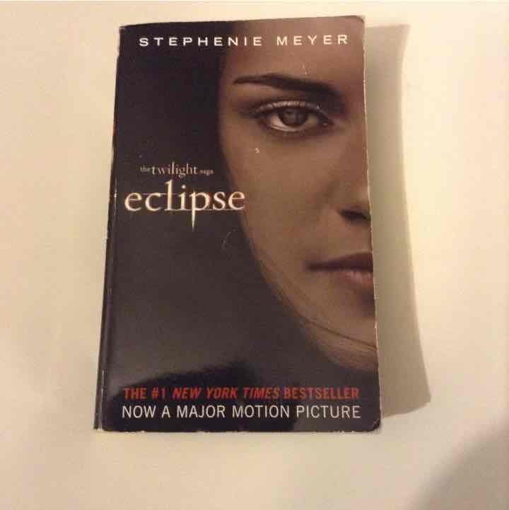 Stephenie Meyer Eclipse twilight saga