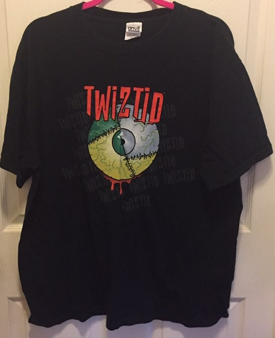 Shirt Twiztid Band Black XL