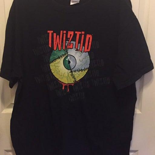 Shirt Twiztid Band Black XL