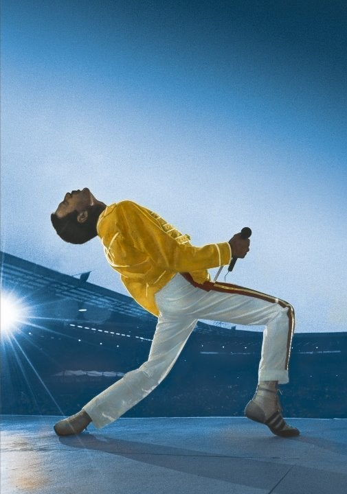 Freddie Mercury Queen 8x10 photo print
