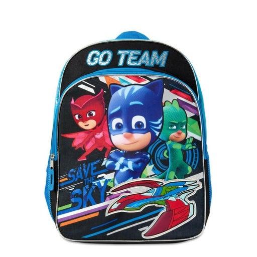 "PJ Masks Backpack Full Size 16"" Kids"