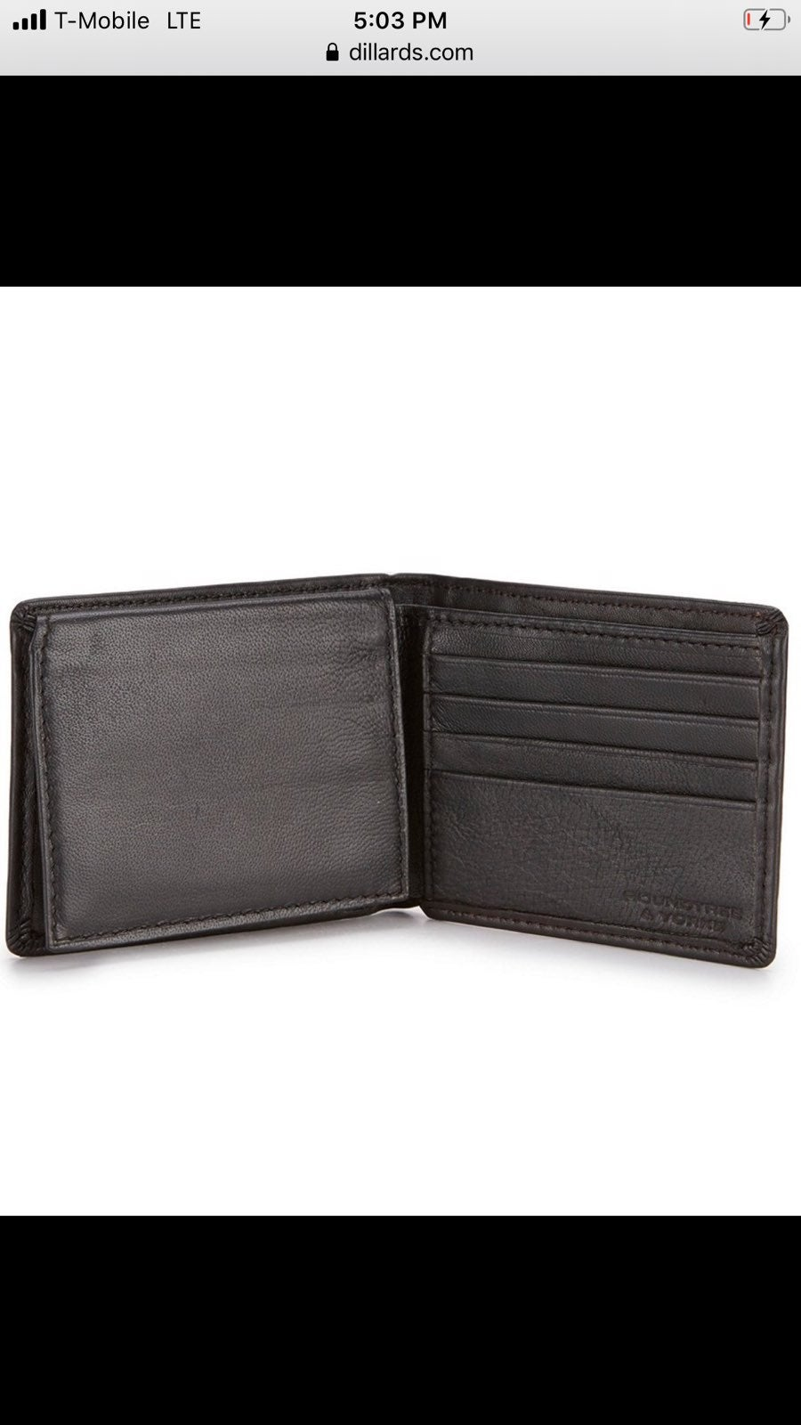 Roundtree and Yorke Wallet