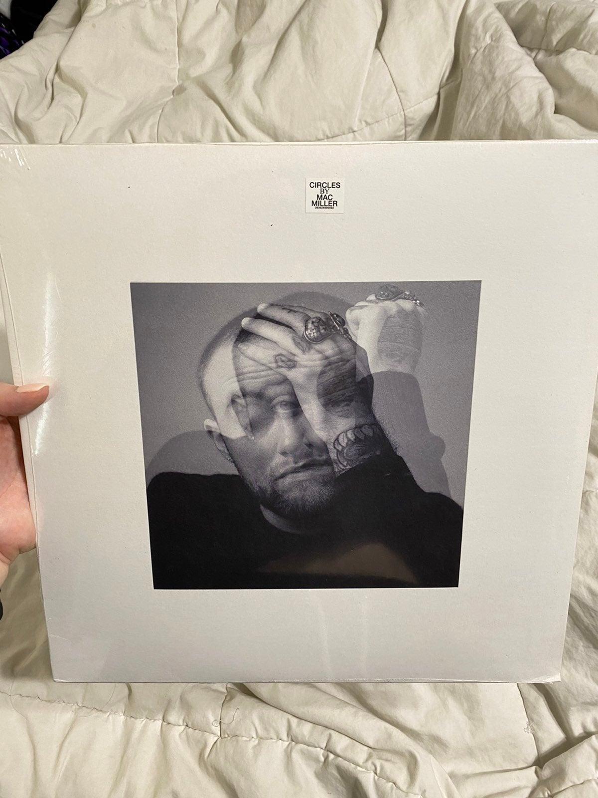 mac miller circles record