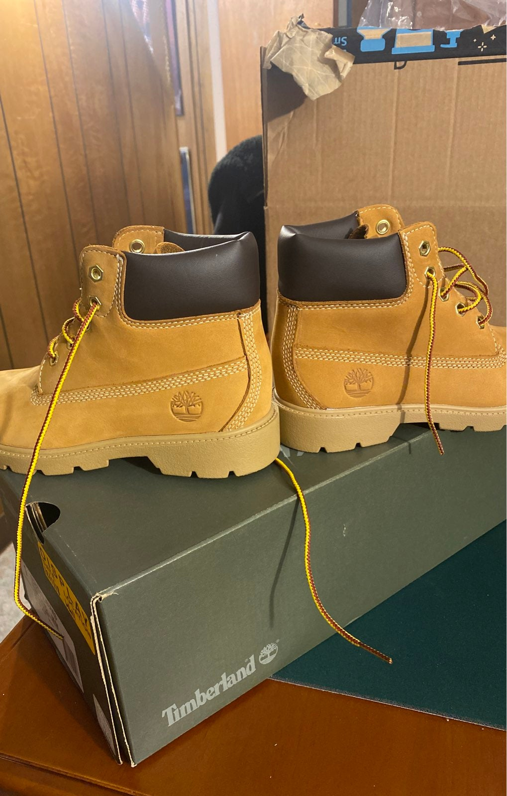 Timberland boots Youth size 1