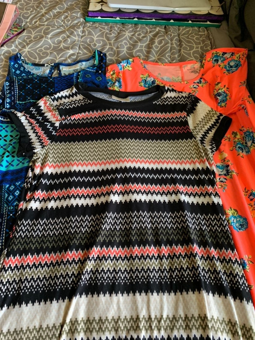 CASUAL WOMENS DRESSES, SOFT, COMFORTABLE