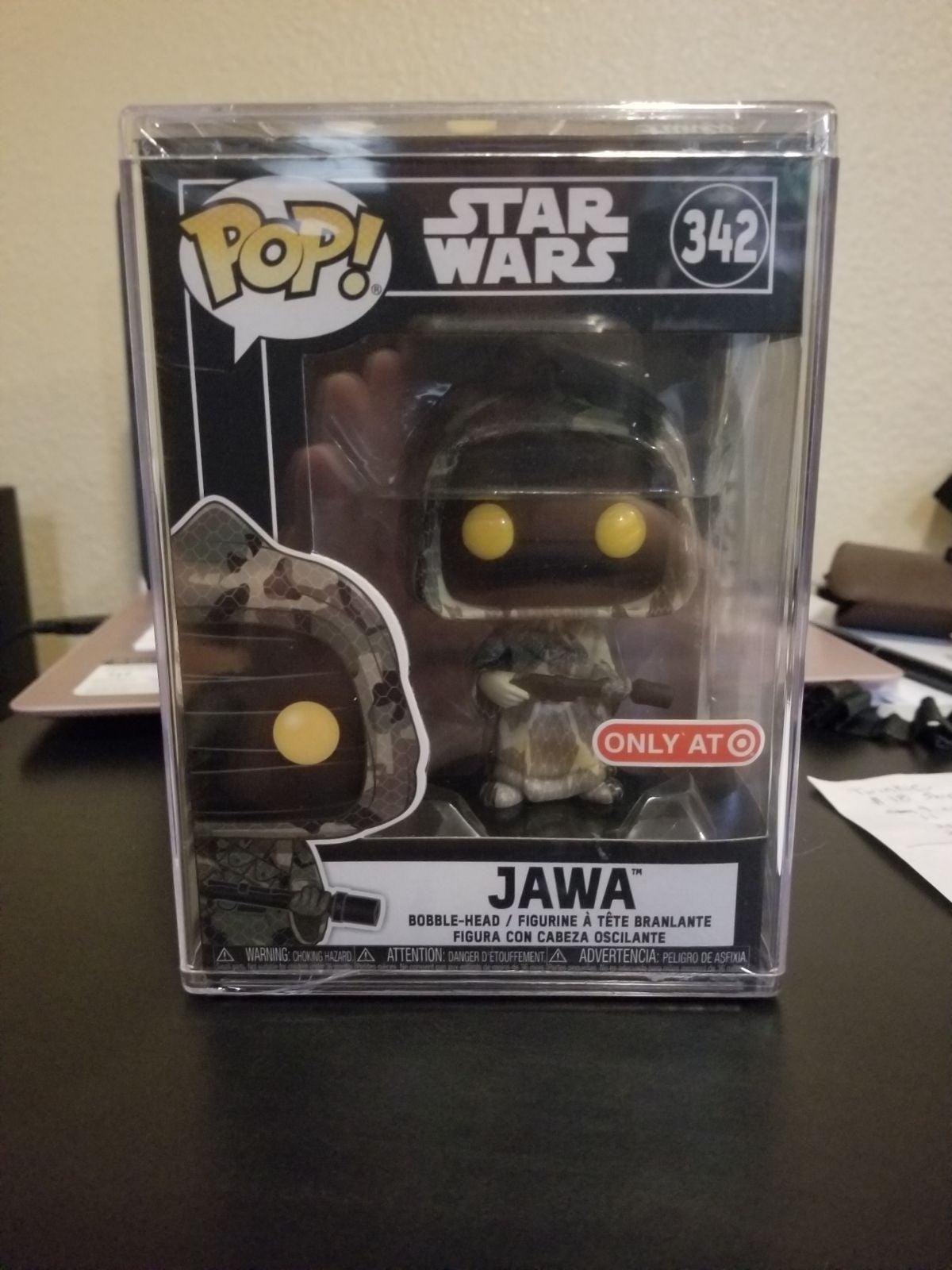 Jawa target exclusive futura pop