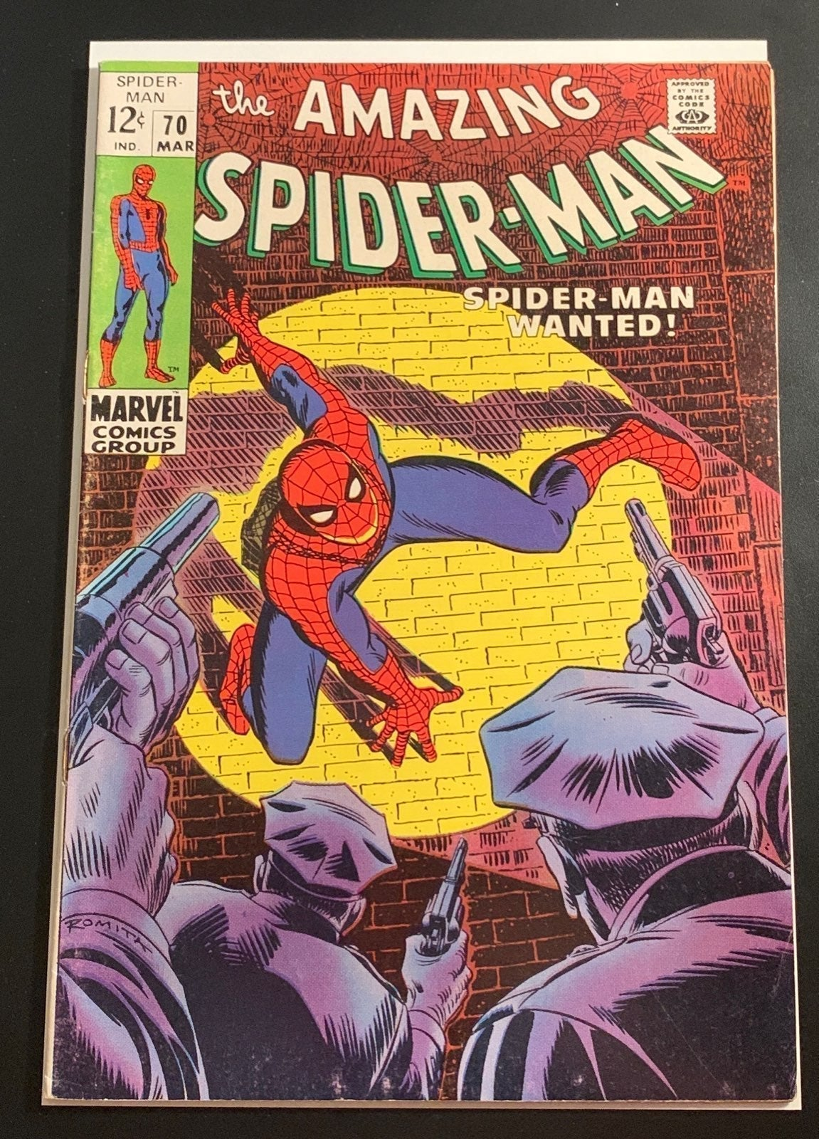 The Amazing Spider-Man Issue 70