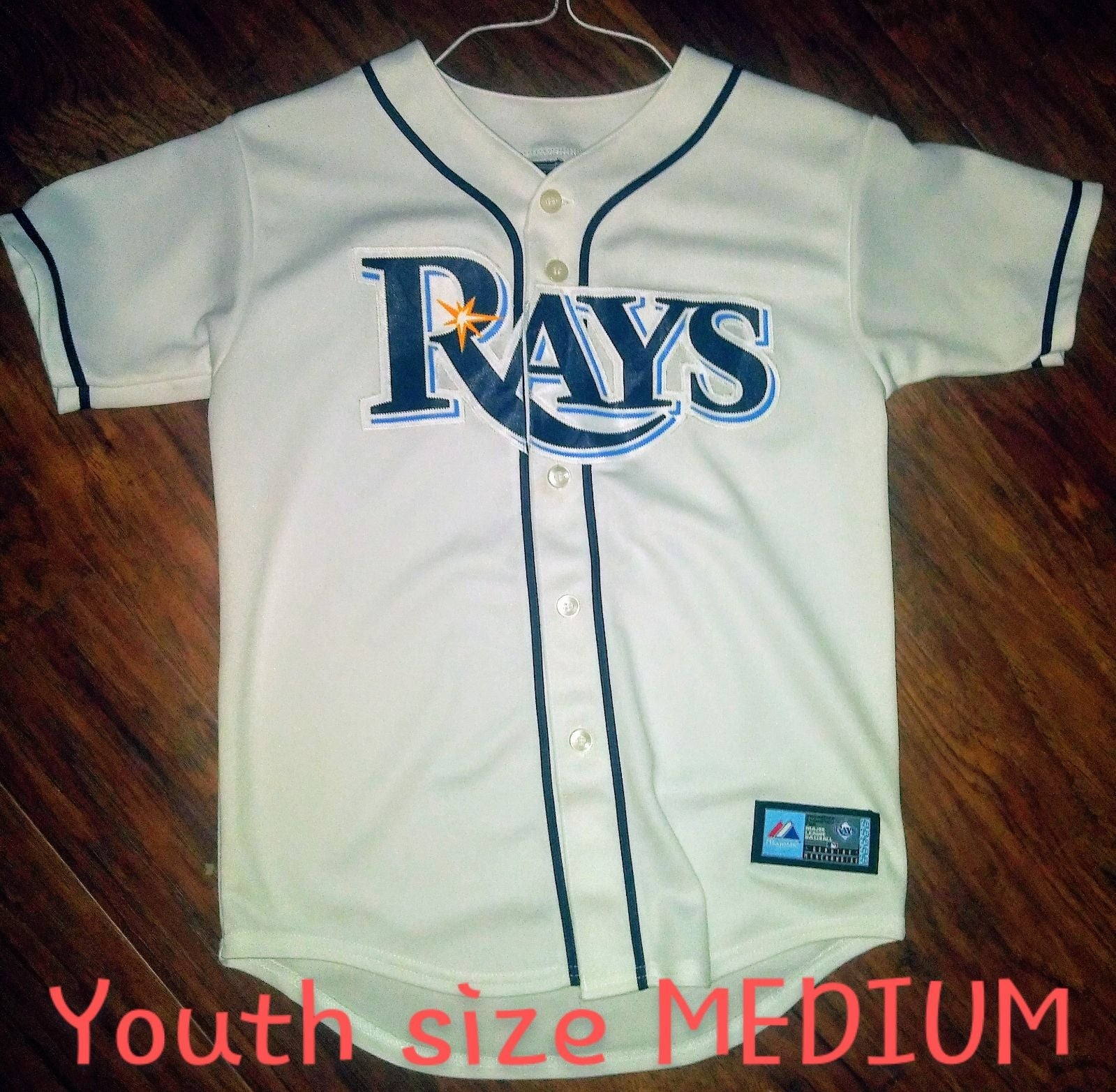 Tampa Bay Rays youth JERSEY (m)